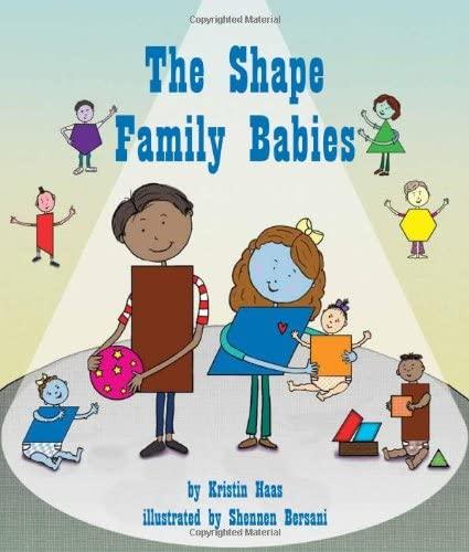 9781628552119: The Shape Family Babies