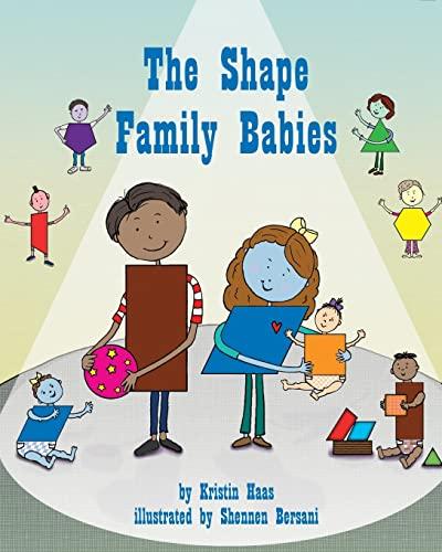9781628552201: The Shape Family Babies