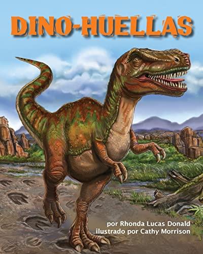 9781628553444: Dino-huellas [Dino Tracks] (Spanish Edition)