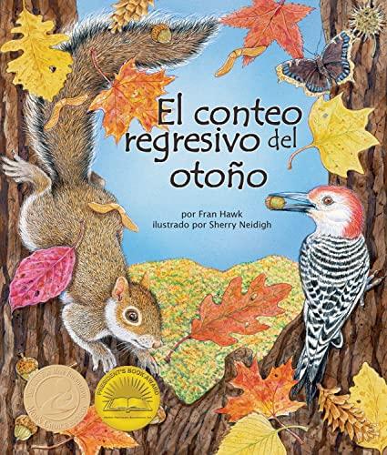 9781628553932: El conteo regresivo del otoño [Count Down to Fall] (Spanish Edition)