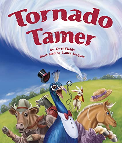 Tornado Tamer: Terri Fields
