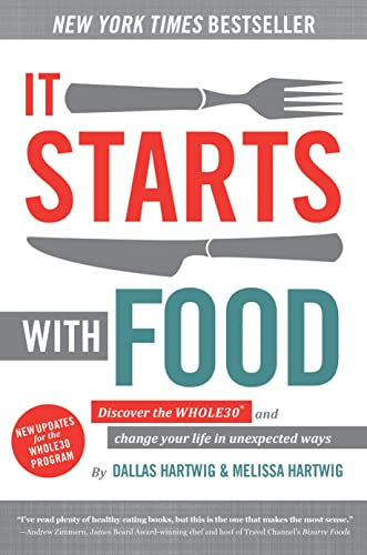 9781628600544: It Starts With Food - Revised Edition: Discover the Whole30 and Change Your Life in Unexpected Ways