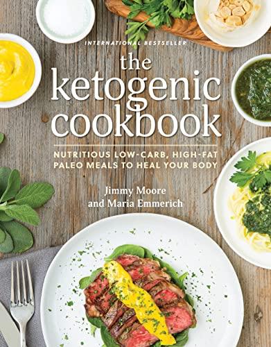 The Ketogenic Cookbook Format: Paperback