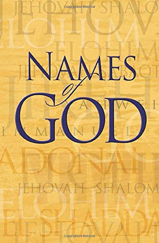 9781628620863: Names Of God Book