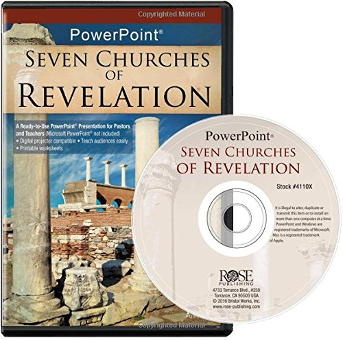 9781628623536: Seven Churches of Revelation PowerPoint