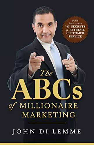 The ABCs of Millionaire Marketing: John Di Lemme