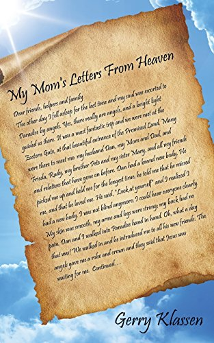 9781628711462: My Mom's Letters from Heaven