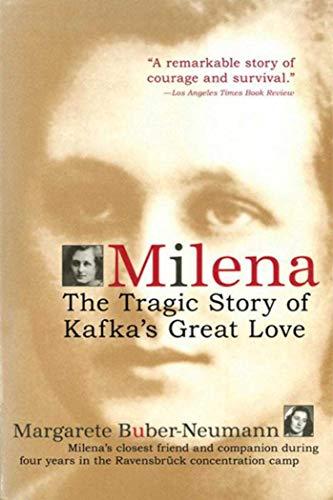 9781628723298: Milena: The Tragic Story of Kafka's Great Love