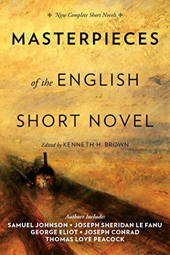 9781628724431: Masterpieces of the English Short Novel: Nine Complete Short Novels
