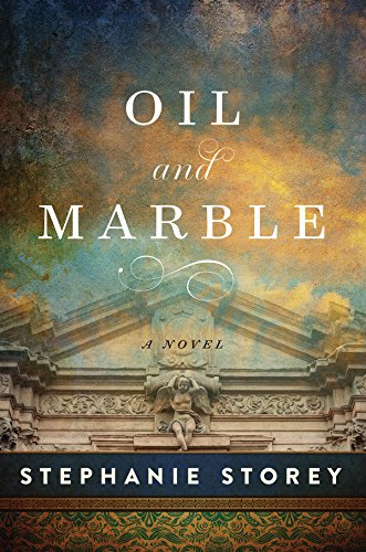 9781628726398: Oil and Marble: A Novel of Leonardo and Michelangelo