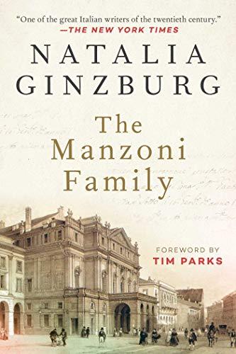 The Manzoni Family: Ginzburg, Natalia