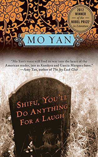9781628729443: Shifu, You'll Do Anything for a Laugh: A Novel