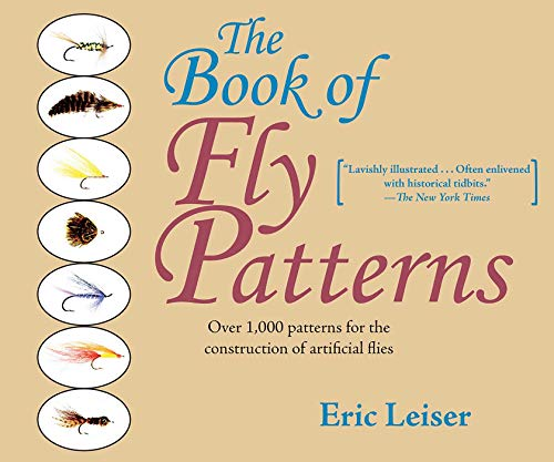 9781628736731: The Book of Fly Patterns: Over 1,000 Patterns for the Construction of Artificial Flies