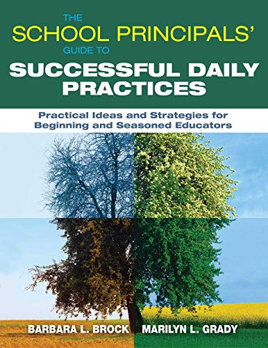 9781628737707: The School Principals? Guide to Successful Daily Practices: Practical Ideas and Strategies for Beginning and Seasoned Educators