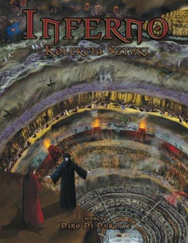 Inferno: Kolekcja Sztuki (Paperback): Dino Di Durante