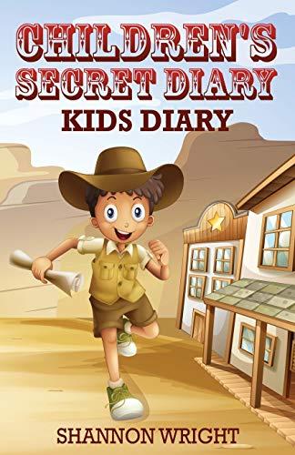 9781628846843: Children's Secret Diary: Kid's Diary