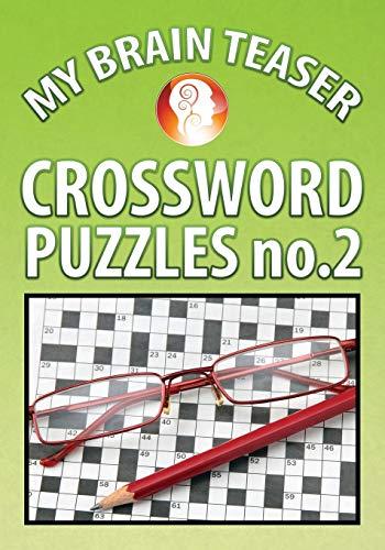 9781628846850: My Brain Teaser Crossword Puzzle No.2
