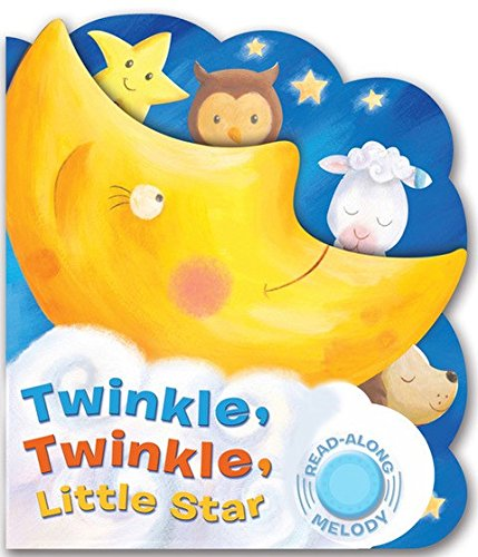 Twinkle, Twinkle Little Star: Heads, Tails, Noses (Sound Board Book)