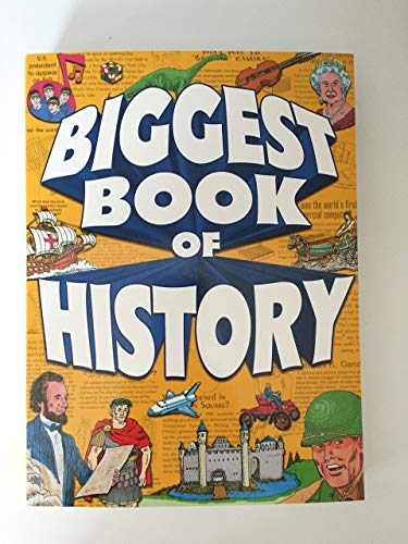 9781628850291: Biggest Book of History