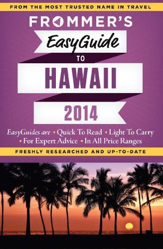 9781628870053: Frommer's EasyGuide to Hawaii 2014 (Easy Guides)