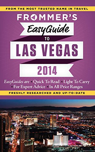 9781628870176: Frommer's EasyGuide to Las Vegas 2014 (Easy Guides)