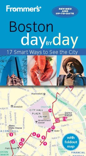 9781628870206: Frommer's Boston day by day [Idioma Inglés]