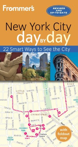 9781628870213: Frommer's New York City day by day