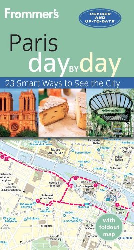 9781628870220: Frommer's Paris day by day