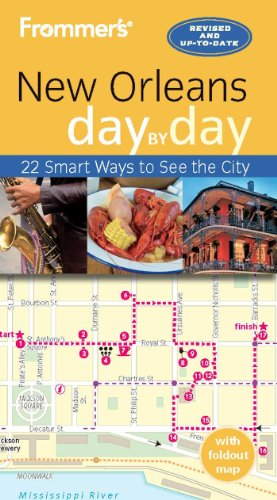 Frommer's Day-by-Day Guide to New Orleans: Julie Kamysz Lane