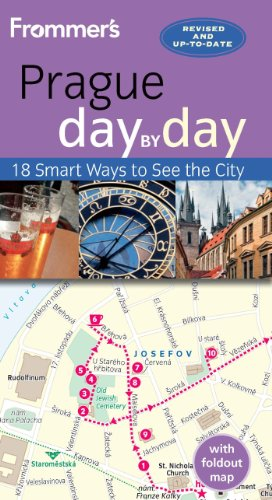 9781628870282: Frommer's Prague day by day [Idioma Inglés]