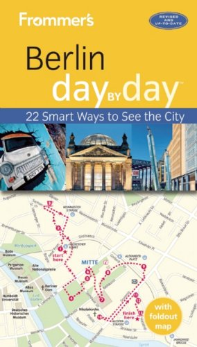 9781628870602: Frommer's Berlin day by day