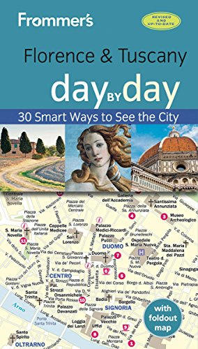9781628871340: Frommer's Florence and Tuscany day by day