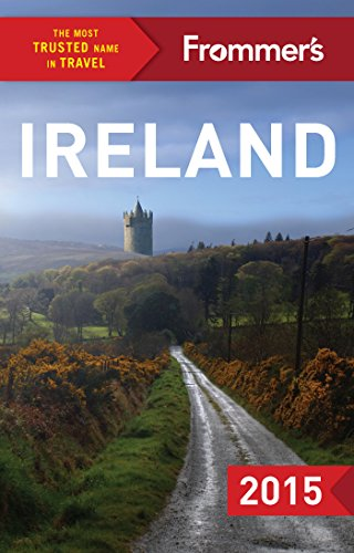 Frommer's Ireland 2015 (Color Complete Guide): Jewers, Jack