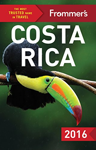 9781628872040: Frommer's Costa Rica 2016 (Color Complete Guide)