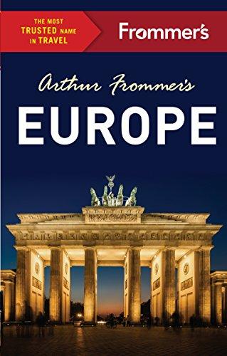 Arthur Frommer's Europe (Color Complete Guide): Arthur Frommer, Stephen