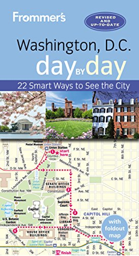 Frommer s Washington, D.C. day by day (Paperback)