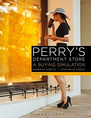 Perry's Department Store: A Buying Simulation: Karen M. Videtic,
