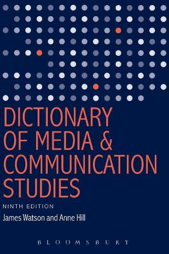 9781628921489: Dictionary of Media and Communication Studies