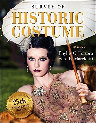 9781628921670: Survey of Historic Costume
