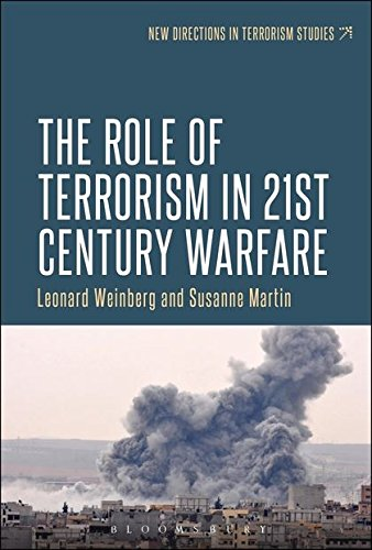 9781628922806: The Role of Terrorism in 21st-Century Warfare (New Directions in Terrorism Studies)