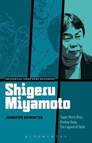 Shigeru Miyamoto (Influential Video Game Designers): deWinter, Jennifer