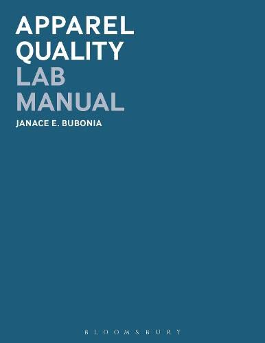 9781628924572: Apparel Quality Lab Manual