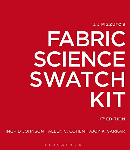 9781628926576: J.J. Pizzuto's Fabric Science Swatch Kit: Studio Access Card