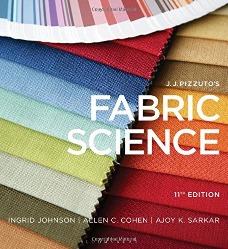 9781628926583: J.J. Pizzuto's Fabric Science