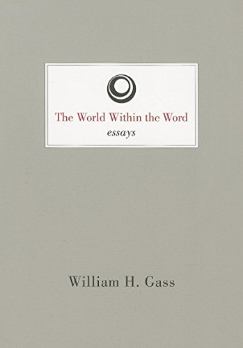 9781628970395: World Within the Word (American Literature (Dalkey Archive))