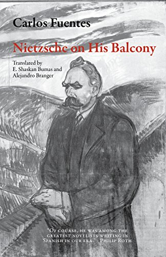 9781628971583: Nietzsche on His Balcony (Mexican Literature)