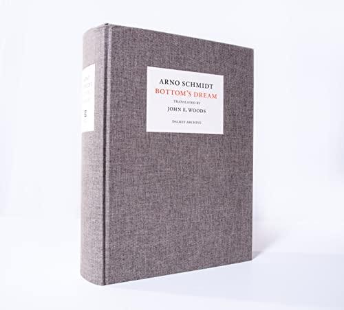 9781628971590: Bottom's Dream (German Literature)