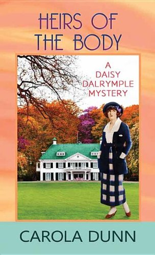 9781628990027: Heirs of the Body (Daisy Dalrymple Mystery)