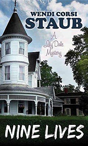 9781628997675: Nine Lives (Lily Dale Mystery)
