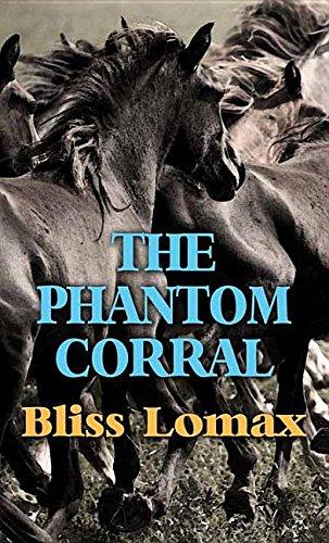 9781628998092: The Phantom Corral (Center Point Large Print)